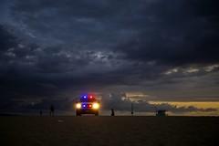 sunset beach patrol