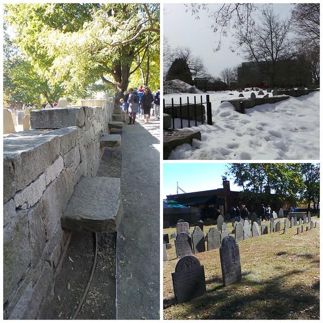 Graveyard and Memorial
