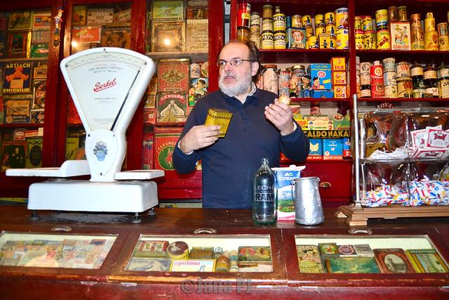 Botigues - museu de Salàs de Pallars