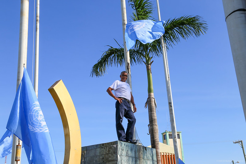 UN Day Belize