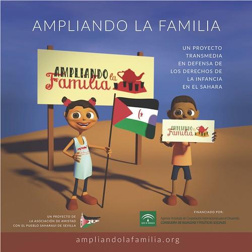"""Presentación de """"Ampliando la familia"""" para el Día de la Infancia"""