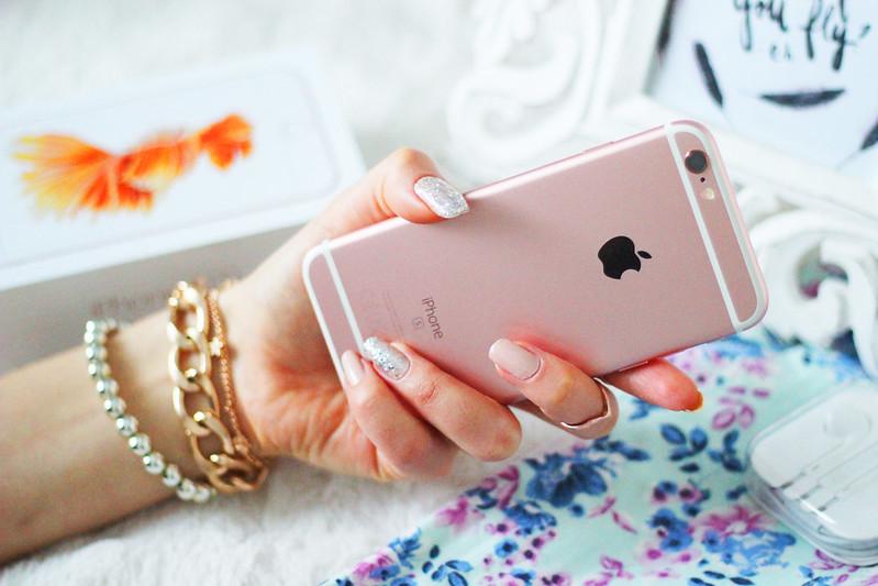 ruusukulta iphone