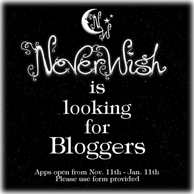 NeverWish Blogger Search