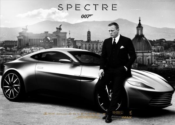 SPECTRE - Aston Martin DB10 - 1