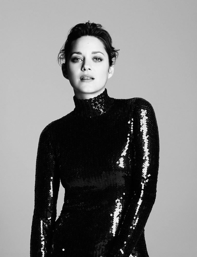 Марион Котийяр — Фотосессия для «Dior» 2015 – 3