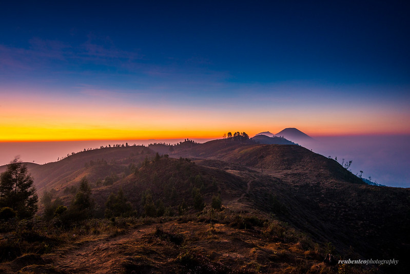 Mount Prau Sunrise