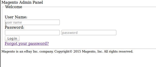 Lỗi không load css và js sau khi cài đặt Magento 2