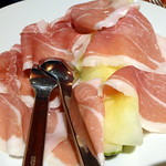Tuscan Ham & Melon @ Ristorante Cristina's