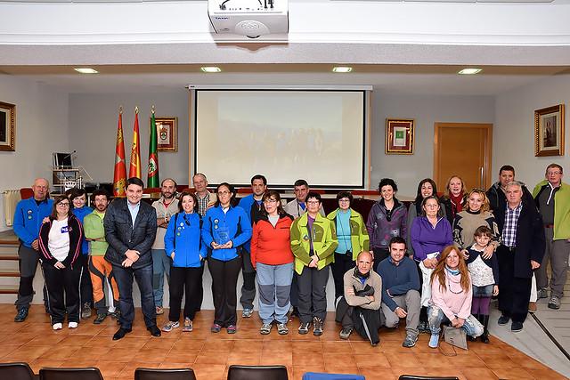 X Aniversario Grupo de Montaña Peña-Halcón 36