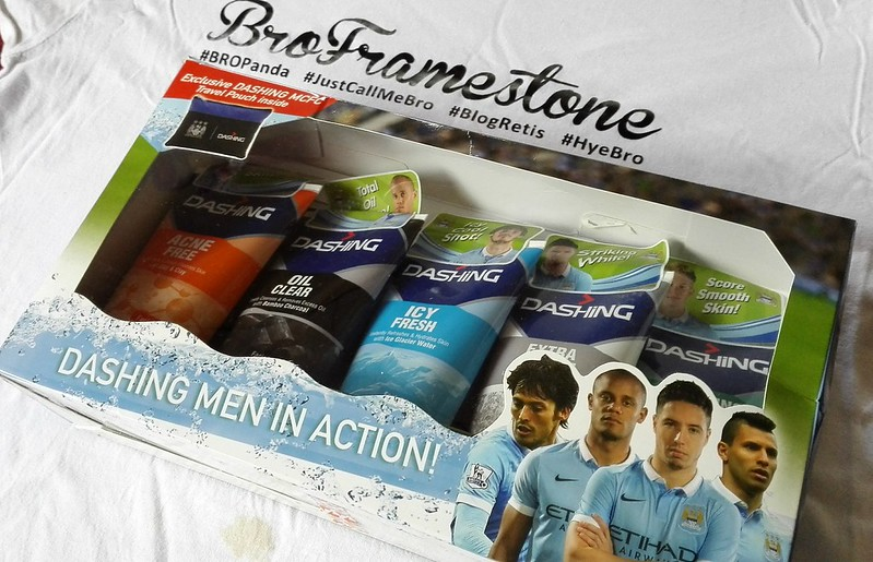 Dashing Men in Action - Official Partner MCFC