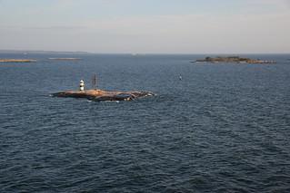 Ferry from Helsinki to Tallin