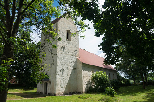 Evangelische Kirche Bittkau, Germany