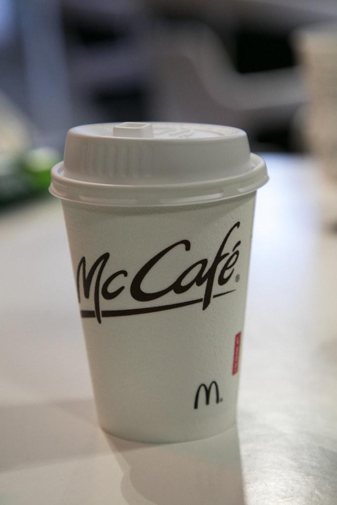 マクドナルド プレミアムローストコーヒー #生まれ変わったマックのホットコーヒー #PR