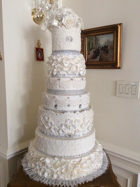 Wedding Cake by Kelly Monsonego Sadoun