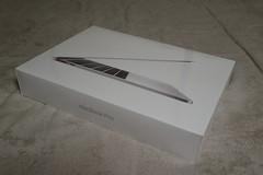 MacBook Pro Late 2016 タッチバーなし。
