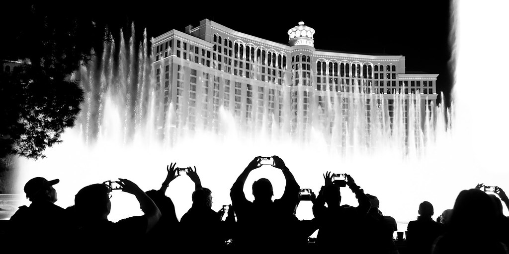 bellagio fountains 03571