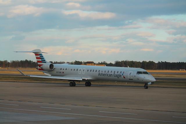 American N572NN: Bombardier CRJ900