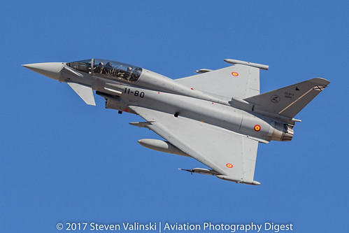 Eurofighter EF-2000 (T) Typhoon S
