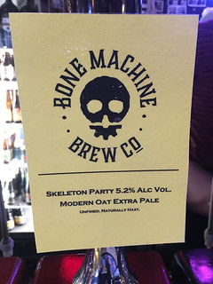 Bone Machine, Skeleton Party, England