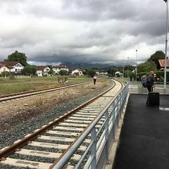 St Jean Pied de Porte Railway Station.