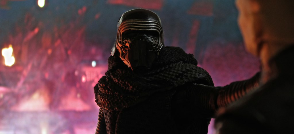 """Image result for Kylo """"What Girl!?"""