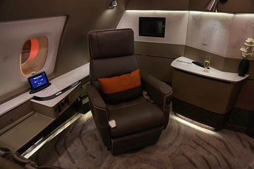 Singapore Airlines First Class Suites 9