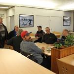 Plausch-Eishockeyspiel vom 1. März 2014