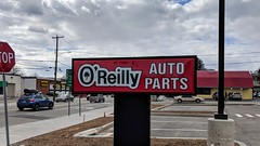 O'Rielly Auto Parts (Willimantic, Connecticut)