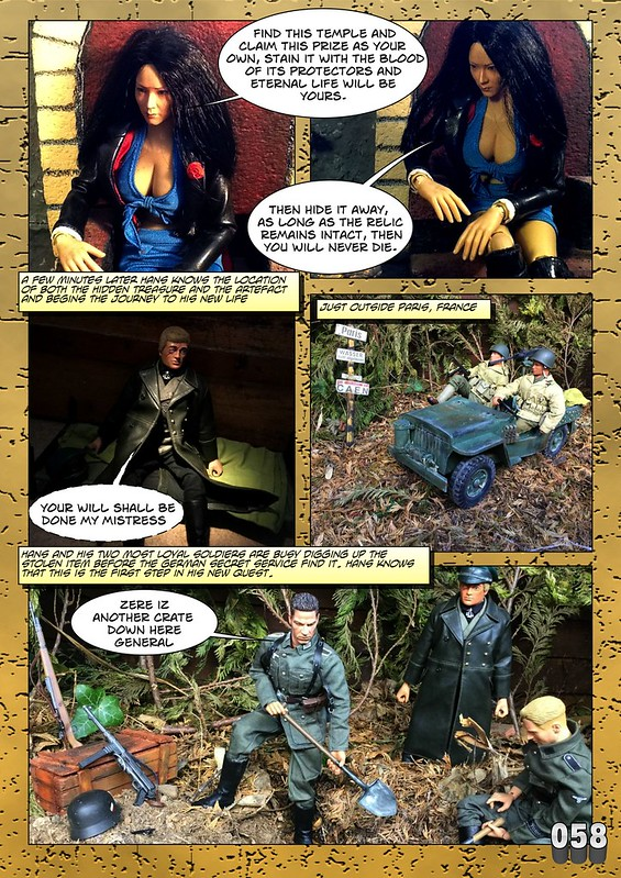 Bamcomix - An old face returns - Chapter Five - the Birth Of The Volgans! 26693468587_38f013e807_c