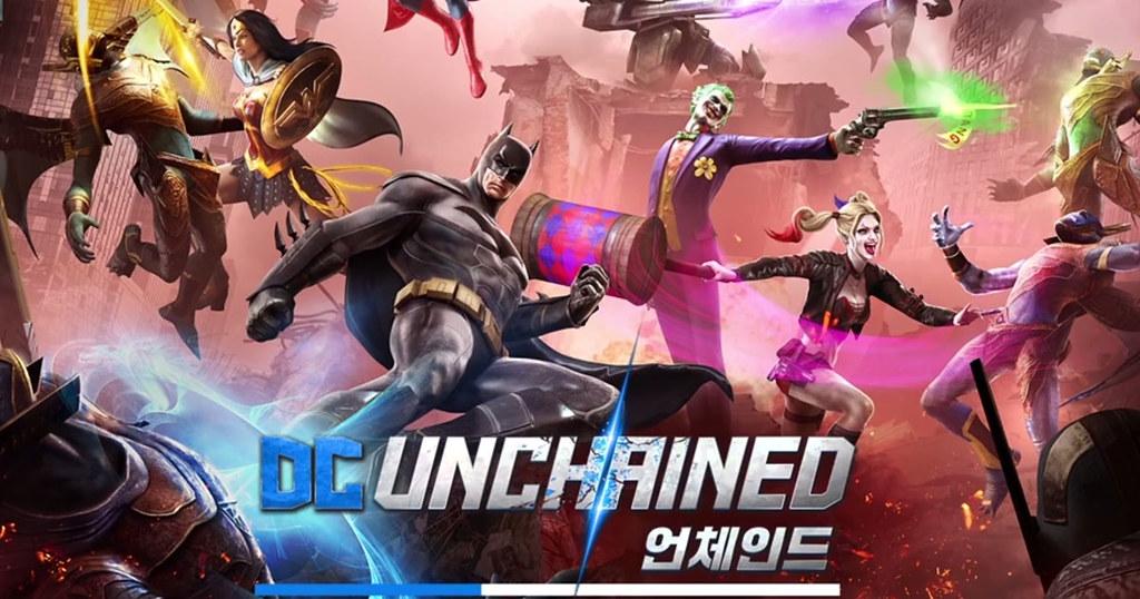 DC Unchained เปิดลงทะเบียนล่วงหน้าสำหรับโซน Southeast Asia