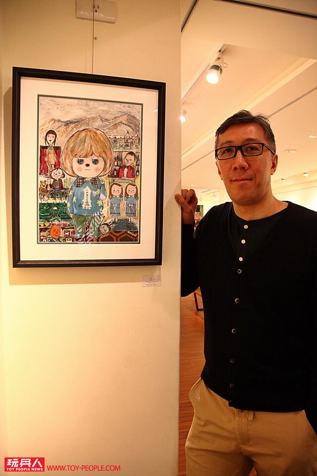 """龍家昇老師最新個展 """"Kasing Lung's ROOM 237 Exhibition 2018"""" 靠邊走藝術空間"""