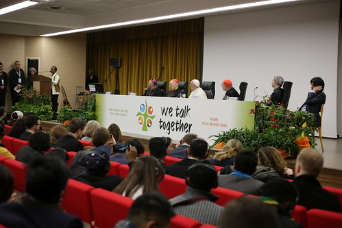 Pre-Synodal Meeting of Young People. 19-24 March 2018