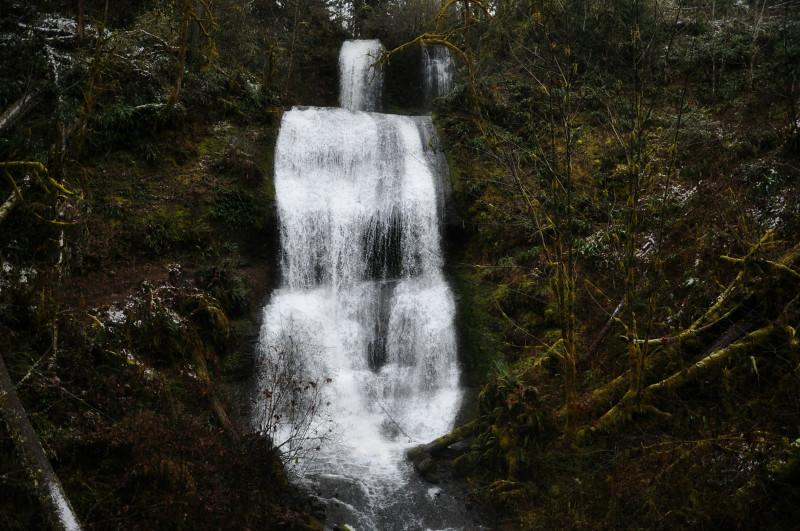 McDowell Creek Terrace Falls @ Mt. Hope Chronicles