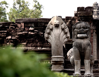 Old Temple Protectors