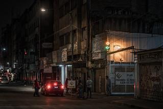 Streetlife, Mexico City