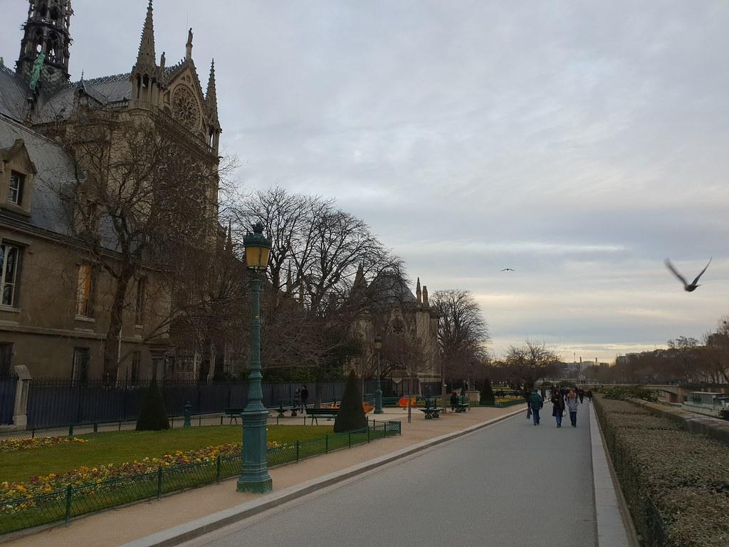 巴黎聖母院Notre-Dame de Paris-9
