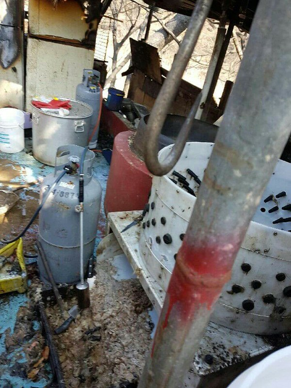 Busan KAPCA - Shutting down dog farm with Ulsan Dong-gu District Office