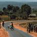 Malawi roadside scene, 1975