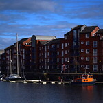 Apartments at Preston Docks