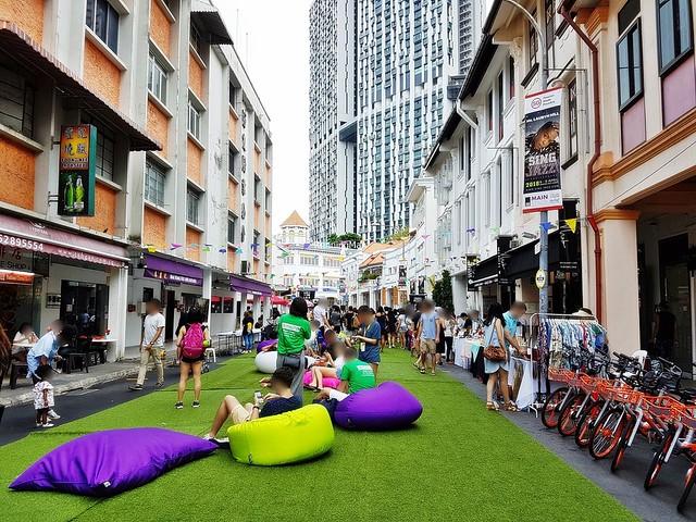 Reinterpret Public Space