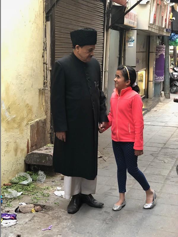 Julia Child in Delhi –  Poet Mateen Amrohvi Serves Up Poet Ghalib's Favroite Daal, Central Delhi