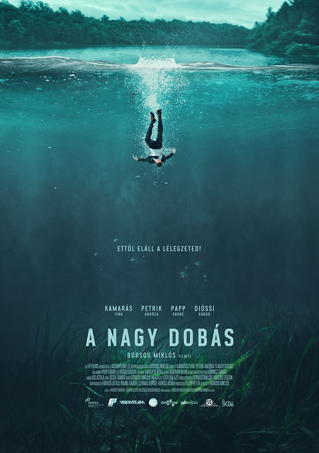 A nagy dobás / The Big Shot - movie poster