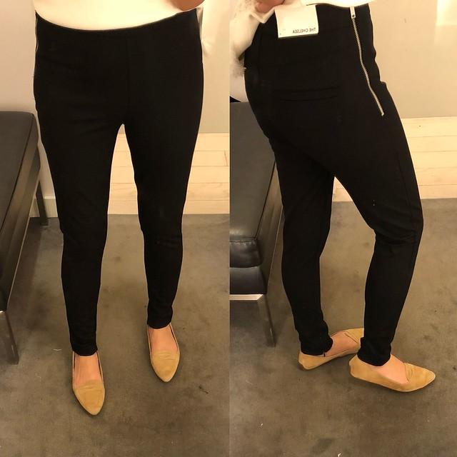 Ann Taylor Chelsea Skinny Pants, size 0 regular