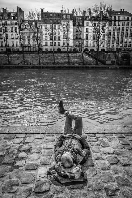 River Seine, Fujifilm X-T2, XF16mmF1.4 R WR
