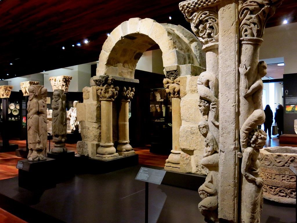 Sala del románico