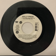 KELLY PRICE:FRIEND OF MINE(RECORD SIDE-A)