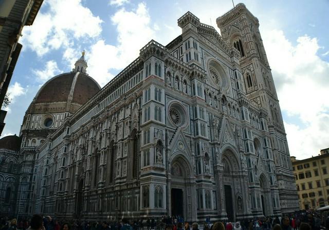 Andiamo in Italia. Firenze