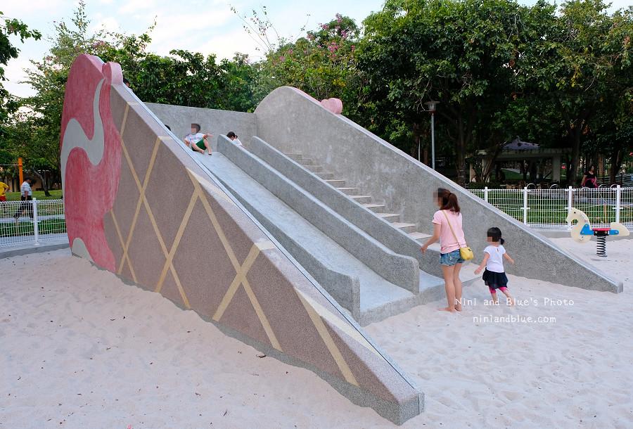 台中溜滑梯公園,福星公園.沙坑16