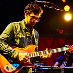 Tue, 13/02/2018 - 8:07pm - Christopher Porterfield's Field Report on WFUV Public Radio live from Rockwood Music Hall in New York City, 2/13/18. Hosted by Darren DeVivo. Photo by Gus Philippas/WFUV