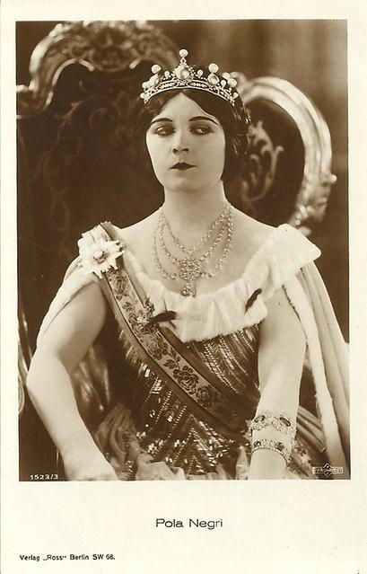Pola Negri in Forbidden Paradise (1924)